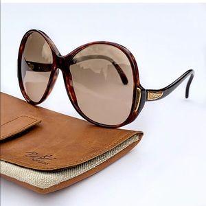 Vintage RayBan Style 33 Brown Tortoise Sunglasses